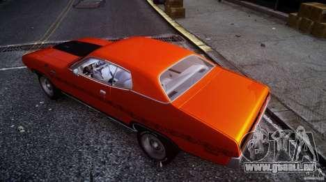 Plymouth GTX 426 HEMI [EPM] v.1.0 pour GTA 4 est un côté