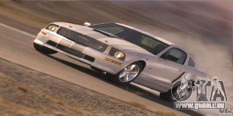 Écrans de chargement dans le style de la Ford Mu pour GTA San Andreas neuvième écran