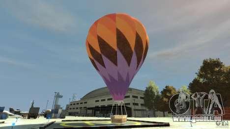 Balloon Tours option 1 pour GTA 4
