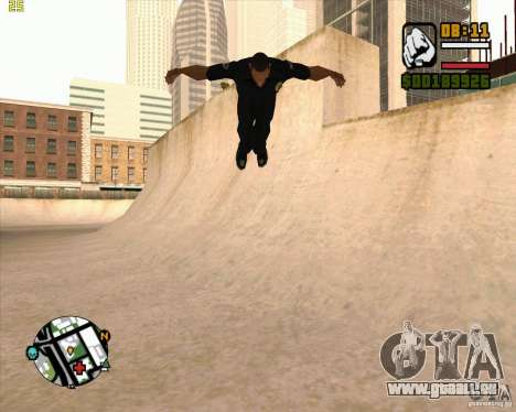 39 Animationen von dem Spiel Assassins Creed für GTA San Andreas siebten Screenshot