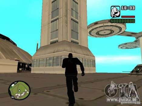 Maison 4 cadets du jeu Star Wars pour GTA San Andreas cinquième écran