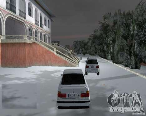 BMW M5 E34 1990 für GTA Vice City rechten Ansicht