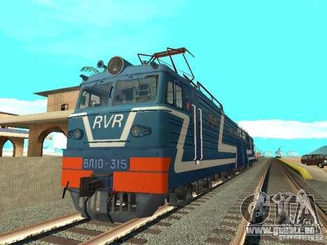 Vl10-315 für GTA San Andreas