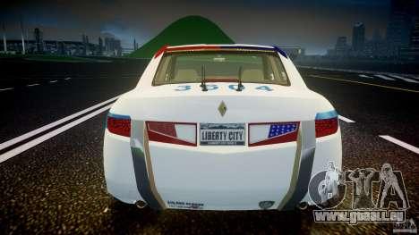 Carbon Motors E7 Concept Interceptor NYPD [ELS] für GTA 4