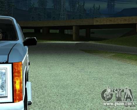 Neue Straßen in San Fierro für GTA San Andreas