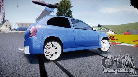 Chevrolet Corsa Extreme Revolution pour GTA 4 est une gauche