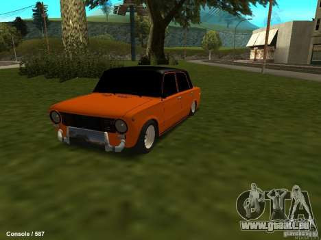 VAZ 2101 Hobo pour GTA San Andreas