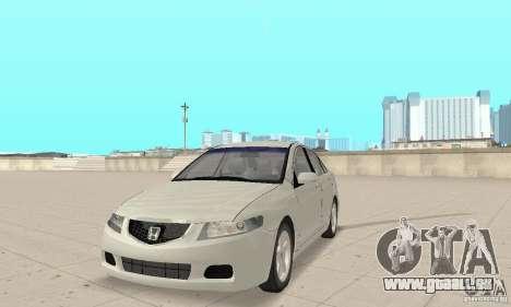 Honda Accord Comfort 2003 pour GTA San Andreas