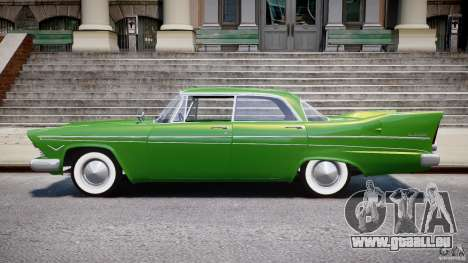 Plymouth Belvedere 1957 v1.0 für GTA 4 linke Ansicht