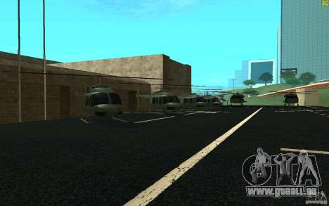 ENB v1 by Tinrion für GTA San Andreas zweiten Screenshot