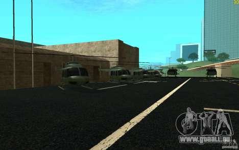ENB v1 by Tinrion pour GTA San Andreas deuxième écran