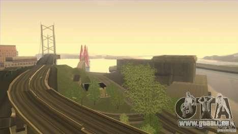 Shine Reflection ENBSeries v1.0.1 für GTA San Andreas zweiten Screenshot