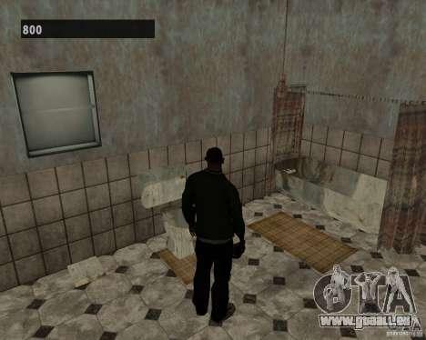 Intérieurs cachés 3 pour GTA San Andreas septième écran