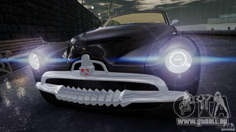 Holden Efijy Concept pour GTA 4 Vue arrière de la gauche