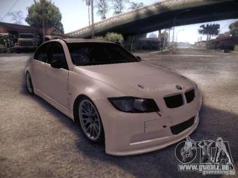 BMW 320SI Drift für GTA San Andreas Seitenansicht