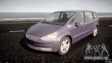 Ford Galaxy S-Max pour GTA 4