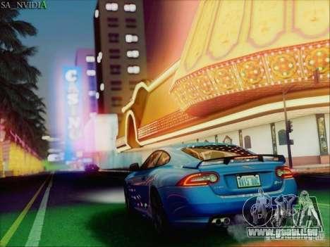 SA_Nvidia Beta für GTA San Andreas siebten Screenshot