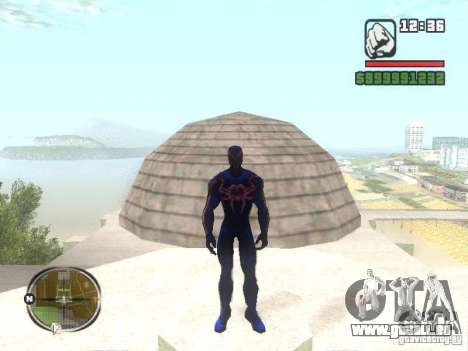 Spider Man 2099 pour GTA San Andreas