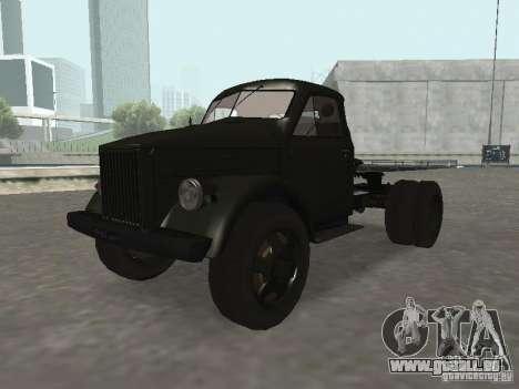 GAZ 51 p für GTA San Andreas
