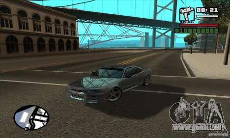 Enb Series HD v2 pour GTA San Andreas cinquième écran