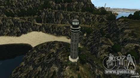 Codename Clockwork Mount v0.0.5 pour GTA 4 onzième écran