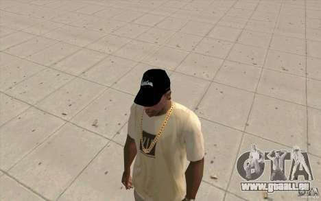 Cap coe pour GTA San Andreas