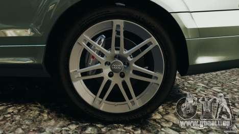 Audi Q7 V12 TDI v1.1 pour GTA 4 vue de dessus