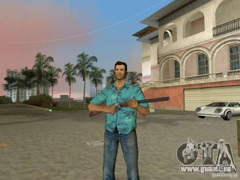 Superior Park National Waffen für GTA Vice City zweiten Screenshot