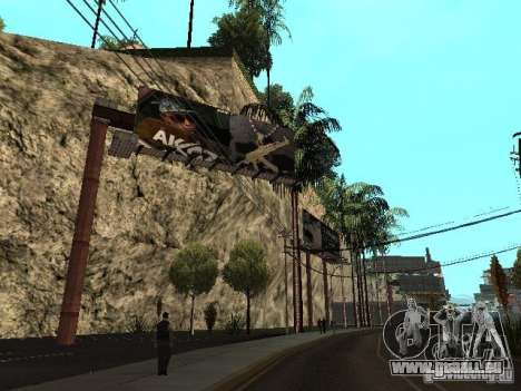 Rep Quartal v1 für GTA San Andreas her Screenshot