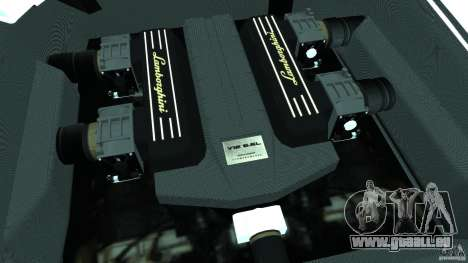 Lamborghini Reventon 2008 v1.0 [EPM] pour GTA 4 est un côté