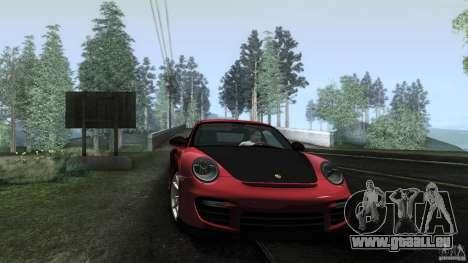 Porsche 911 GT2 RS 2012 pour GTA San Andreas salon