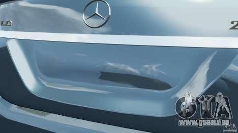 Mercedes-Benz S W221 Wald Black Bison Edition für GTA 4-Motor