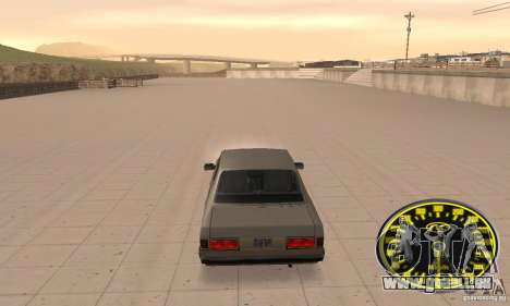 Speedo Skinpack RETRO für GTA San Andreas zweiten Screenshot