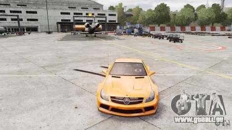 Mercedes-Benz SL65 AMG Black Series 2009 [EPM] pour GTA 4 est un droit