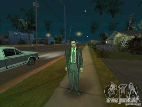 Max Payne pour GTA San Andreas