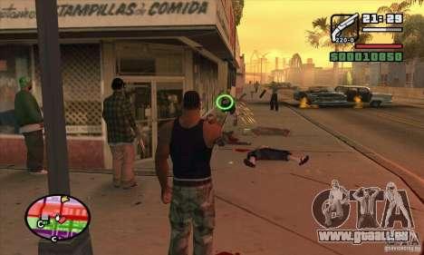 Neue Sicht für GTA San Andreas fünften Screenshot