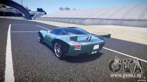 Devon GTX 10 v1.0 für GTA 4 rechte Ansicht