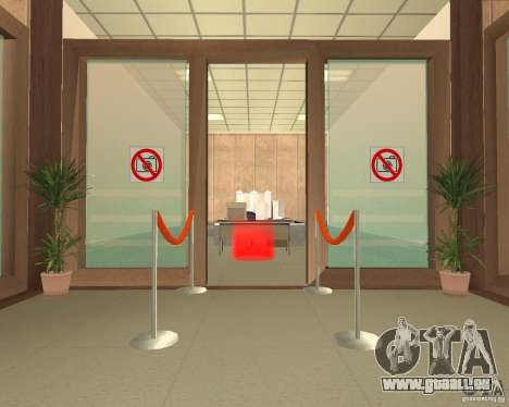 Bank in Los Santos für GTA San Andreas dritten Screenshot