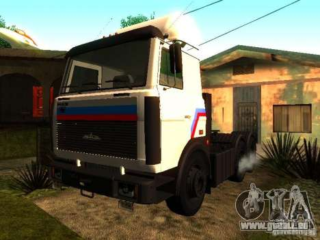 MAZ 642205 v1.0 pour GTA San Andreas