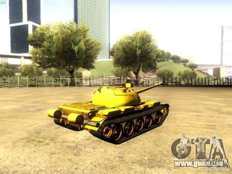 Type 59 v1 pour GTA San Andreas laissé vue