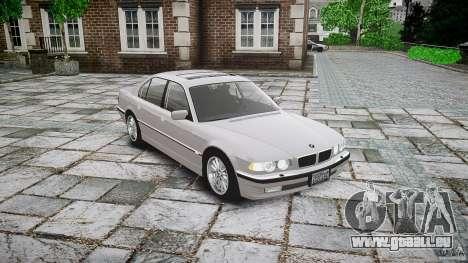 BMW 740i (E38) style 32 für GTA 4