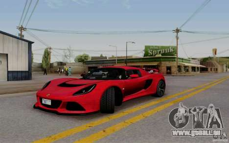 Lotus Exige S V1.0 2012 für GTA San Andreas