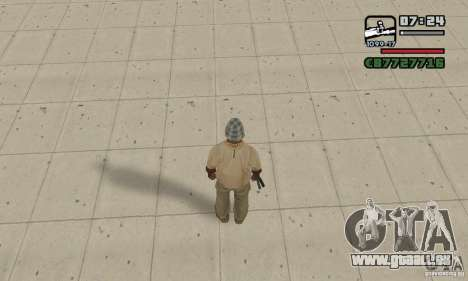 Euro money mod v 1.5 100 euros II für GTA San Andreas zweiten Screenshot