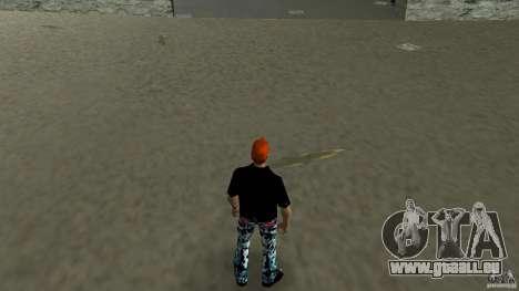 Keupon skin GTA Vice City pour la deuxième capture d'écran
