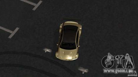 BMW E92 M3 für GTA San Andreas rechten Ansicht
