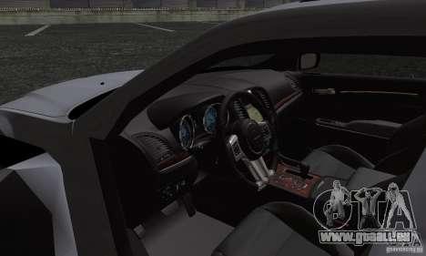 Chrysler 300c für GTA San Andreas Seitenansicht