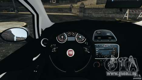 Fiat Punto Evo Sport 2012 v1.0 [RIV] für GTA 4 Innen