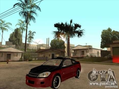 Chevrolet Cobalt ss Tuning für GTA San Andreas