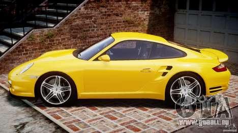 Porsche 911 (997) Turbo v1.0 pour GTA 4 est une gauche
