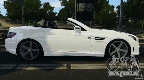 Mercedes-Benz SLK 2012 v1.0 [RIV] für GTA 4 linke Ansicht